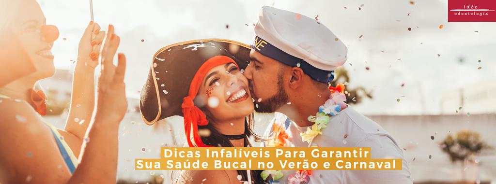 Dicas Infalíveis Para Garantir Sua Saúde Bucal no Verão e Carnaval